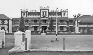 PS109 Matjiesfontein before it was renovated, 1966